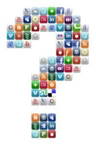 Social Media question-mark1